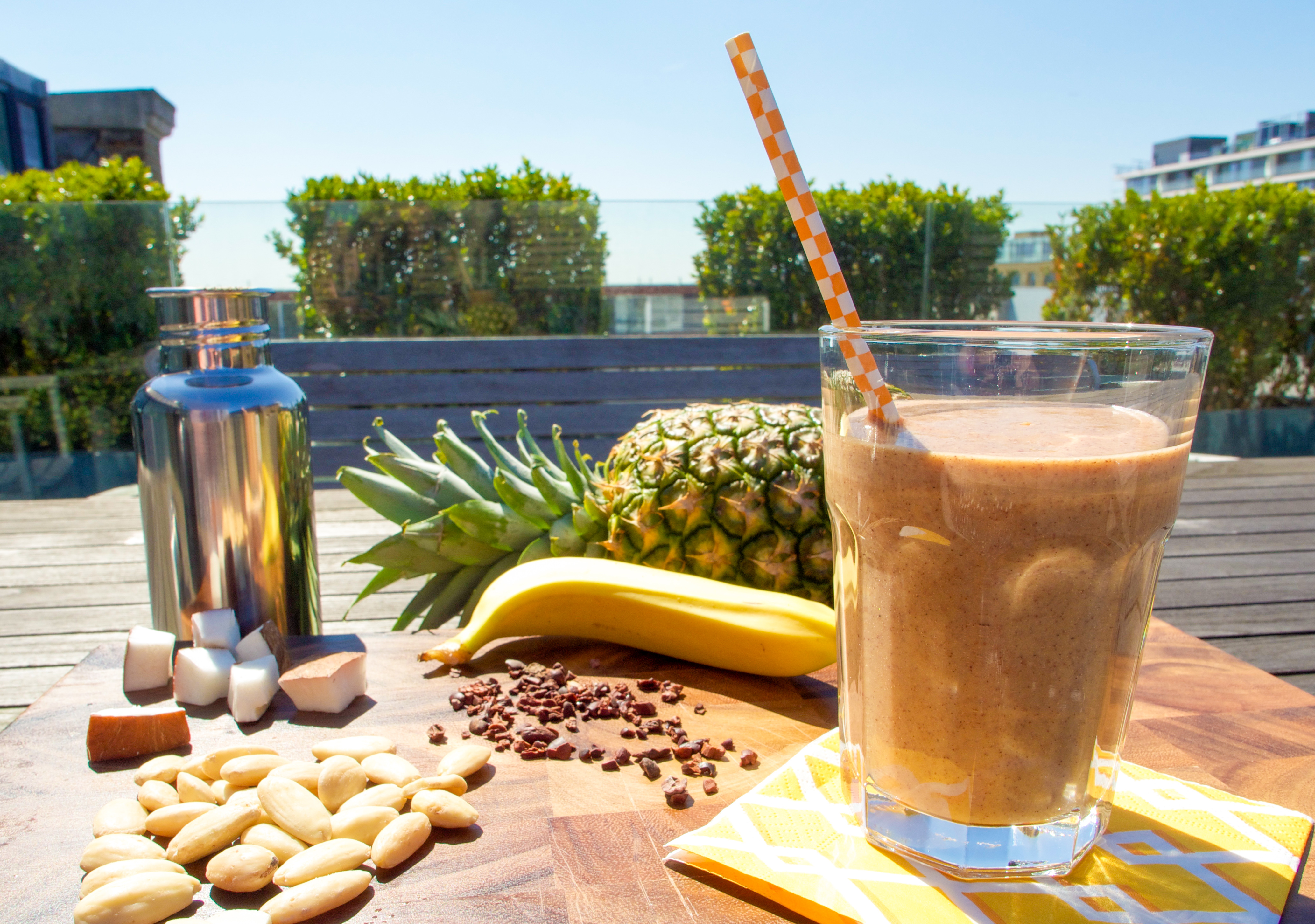 Antioxidant Rich Smoothies